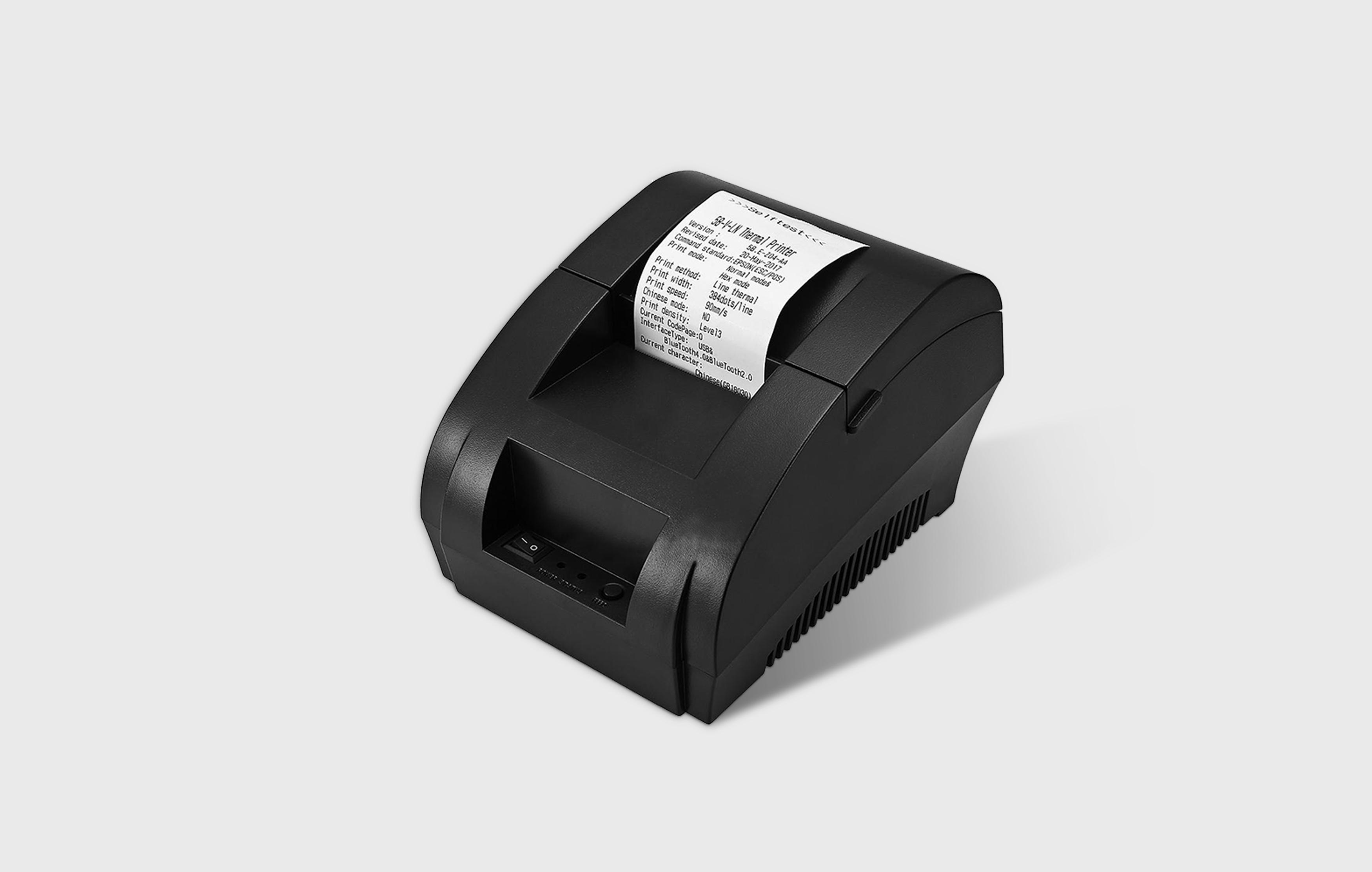 小票打印机(收银机外置设备)